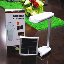 Lampe solaire transportable
