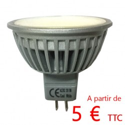 Spot Led MR16 5W Cool White
