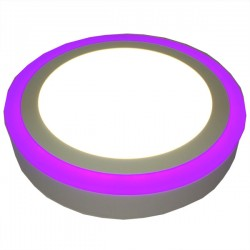 Hublot Led Rond 3 Section Purple