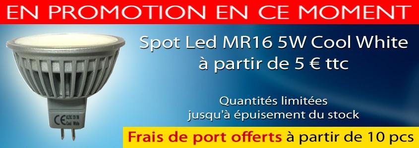 Promotion MR16